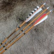 #504 Carbon Express Wood Grain Shafts/Arrows