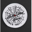 #824 Black Widow Logo PATCH