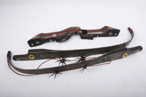 PMA II Graybark - -Complete Bow --Limbs Only - -Handle Only