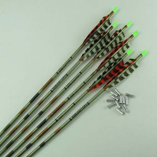 #508 Easton Camo Hunter XX75 Shafts/Arrows