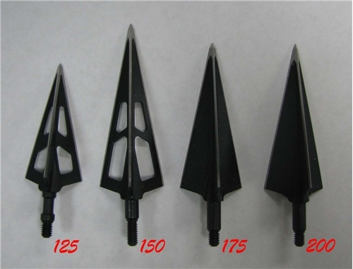 #576-2 Woodsman Elite Broadheads