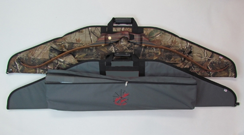 #405 One Piece Recurve Bow and Arrow Soft Case