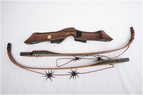 PSA V Ironwood Complete Bow-Limbs Only-Handle Only