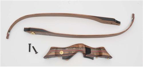 PCH III Autumn Oak Complete Bow-Limbs Only-Handle Only