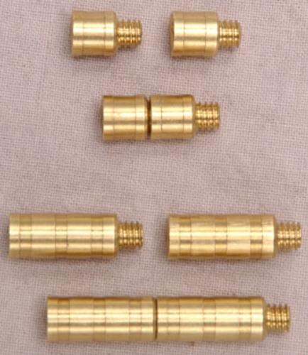 #511 Gold Tip/Carbon Express Adapter Weights